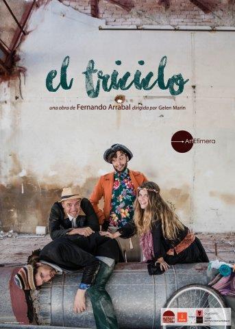 El Triciclo De Fernando Arrabal En Teatro Circo Murcia