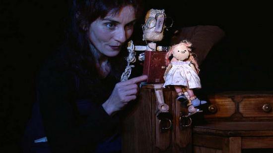 #Asturias con niños: La Casa del abuelo: teatro de Títeres en Siero