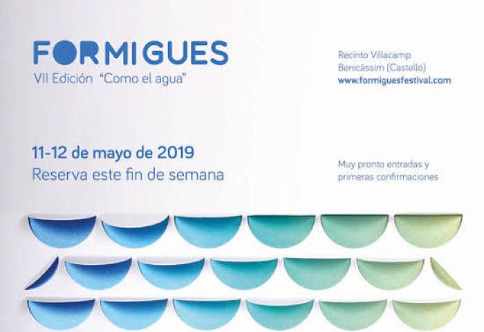 Logo Festival Formigues