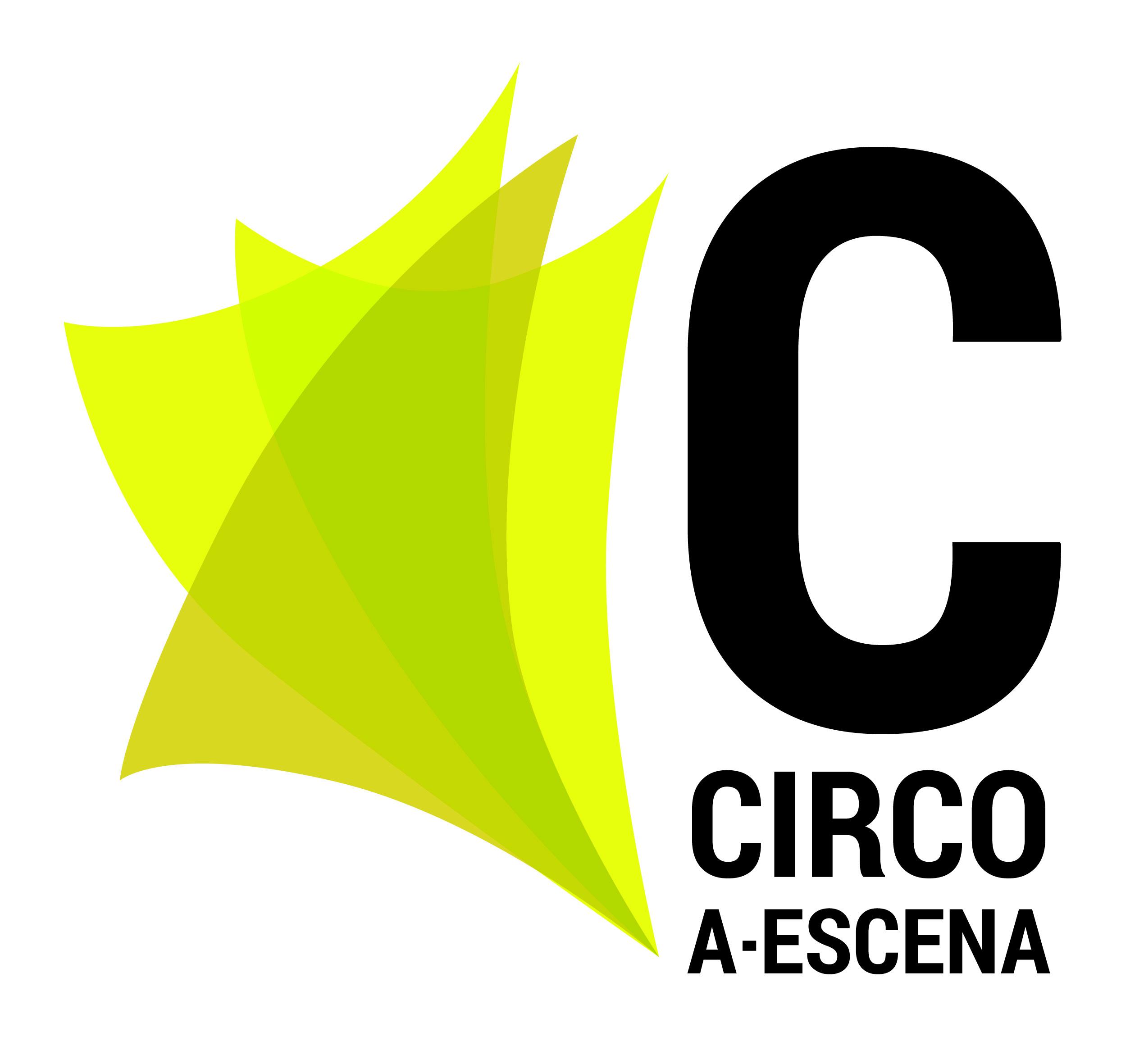 Logo Circo A Escena