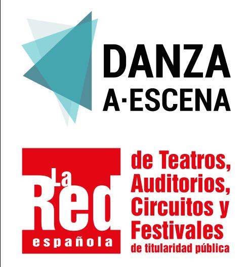 Logo Danza a Escena
